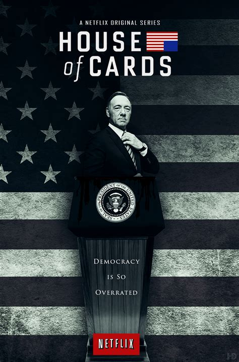 house of cards season 3 fan poster by hessam hd on deviantart