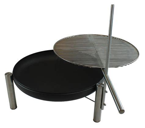 edelstahl feuerschale veikin shop premium feuerschale mit grill