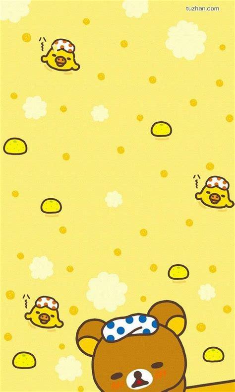rilakkuma iphone wallpaper 63 best rilakkuma images on pinterest iphone backgrounds