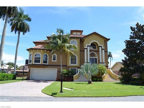 just reduced connors naples florida waterfront home