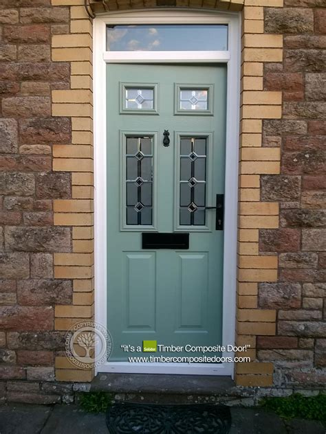 Front Doors That Let In Light Let The Light Shine In With A Solidor Tenby Timber