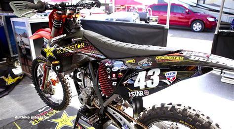 Ktm Rockstar Bikes Of Outdoors Featuring Joey Savatgy S Factory