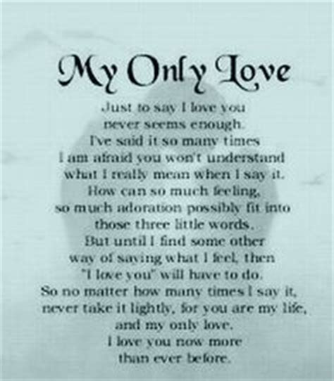 1000  images about Love poem's for wife on Pinterest