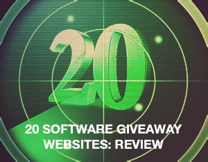 Software Giveaway Websites - 20 software giveaway websites review icecream tech digest