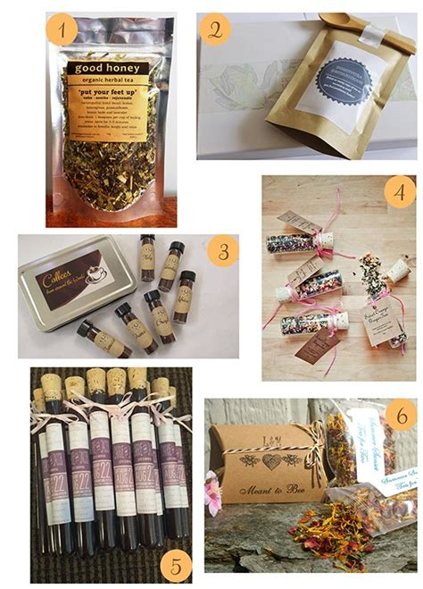 Wedding Favors Coffee by Etsy Roundup Wedding Favors Coffee And Tea Polka Dot