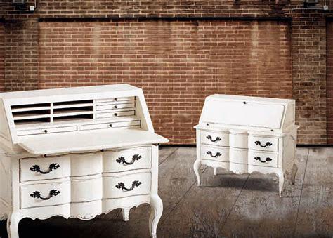 laras para buro vintage mesa de escritorio bureau blanco valbona no disponible en