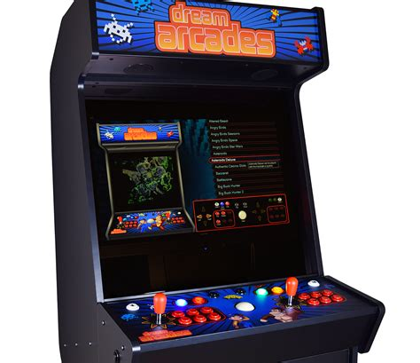 arcade cabinet for sale dreamcade vision 29 video arcade cabinet for sale