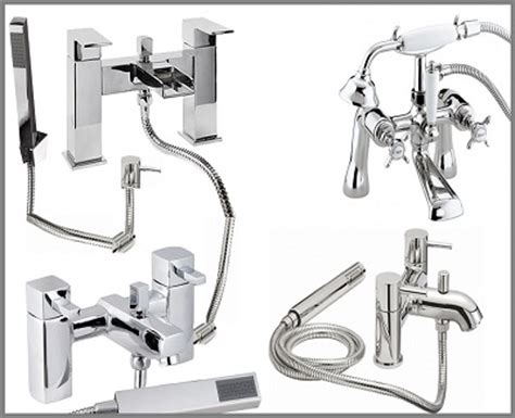 shower for bath taps designer stylish shower mixer taps for your bathroom kravelv
