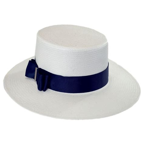 betmar esther toyo straw boater hat straw hats