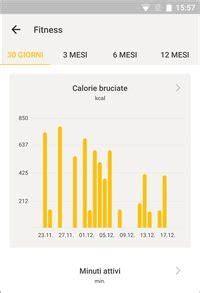 app calorie alimenti le migliori app misurano le calorie bruciate