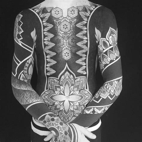 full body tattoo black and white full body and sleeves blackwork tattoo best tattoo ideas