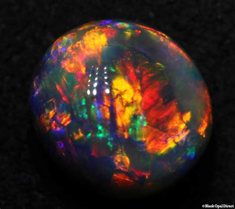wallpaper black opal an australian black opal if this isn t nature at its