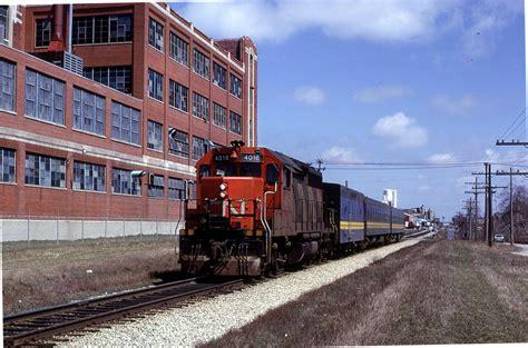 Via Rail Kitchener by Railpictures Ca Steve Photo The High Speed Cn Gp
