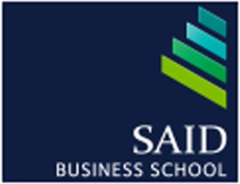 Mba Said Business School Electives by Institute Of Business Administration Karachi