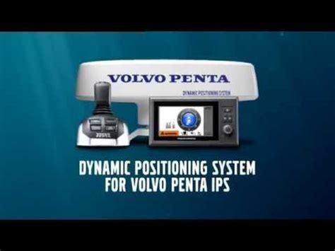 Volvo Positioning Dynamic Positioning System From Volvo Penta