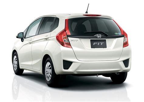 Jv Rn Fit L 節能表現超出色 全新第三代honda fit日本上市 癮車報