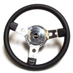 Steering Wheel For Classic Mini Steering Wheel 13 Quot Vinyl W Hub Swab001 Seven Mini Parts