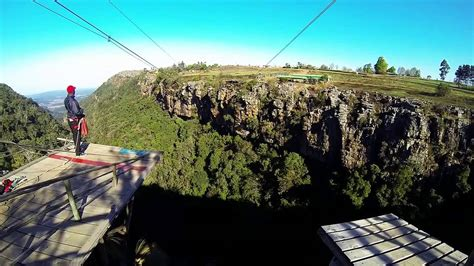 swinging in south africa south africa big swing in graskop youtube