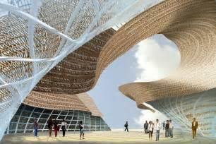 World Architect Houtan Park Shanghai Landscape Design E Architect