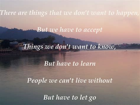 letting go the quote book books inspirational quotes not in india