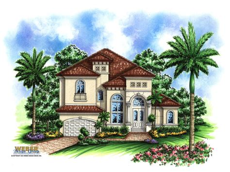 mediterranean home plans one story mediterranean house plans small mediterranean