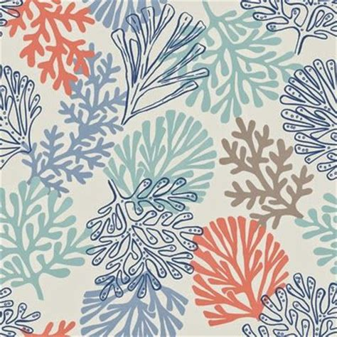 coral pattern 1000 ideas about coral fabric on pinterest premier