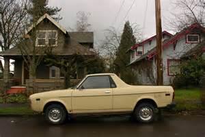 1978 Subaru Brat Parked Cars 1978 Subaru Brat