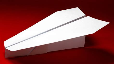 The Paper Airplane - best paper planes how to make a paper airplane that