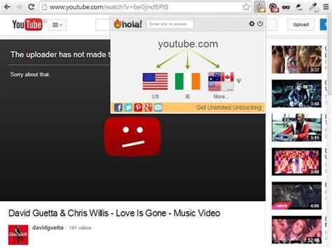 membuka youtube di block cara video dengan proxy