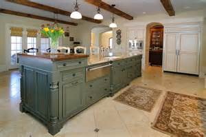 Custom Islands For Kitchen 72 Luxurious Custom Kitchen Island Designs