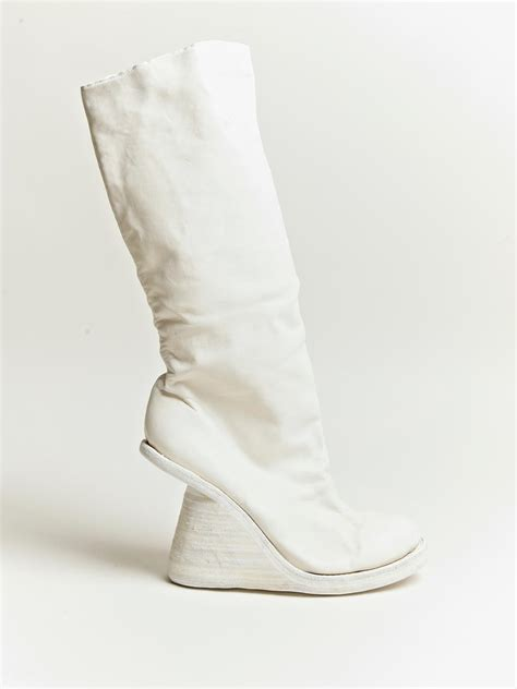 guidi womens grain leather knee high boots in