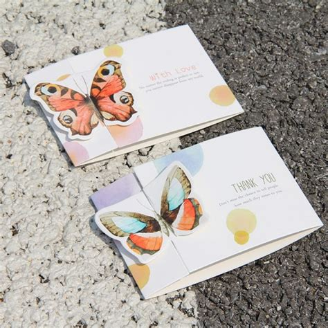 Kartu Ucapan Bentuk Karakter Lucu Birthday Card Hpa029 ingin suvenir berharga miring yuk gunakan kerajinan dari kertas origami
