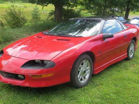 1996 chevrolet camaro rs purchase used 1996 chevy camaro rs in wellsboro