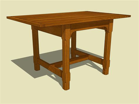 build woodworking plans square dining table diy  patio
