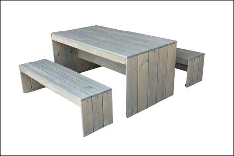 karwei almere buiten rockwood 174 picknicktafel massief grenen picknicktafels v a