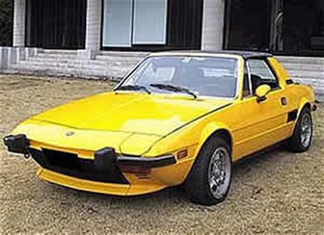 used fiat x19 for sale by owner