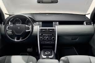 2015 land rover discovery sport drive review 2016
