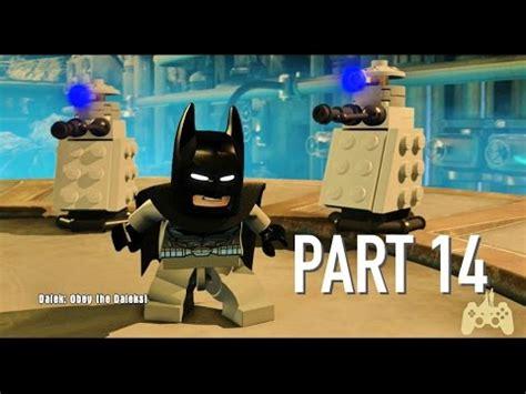 lego dimensions tutorial walkthrough lego dimensions walkthrough gameplay part 14 dalek