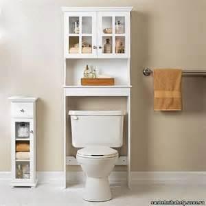Bathroom Over The Toilet Cabinets - toilet or bathroom shelf home pinterest