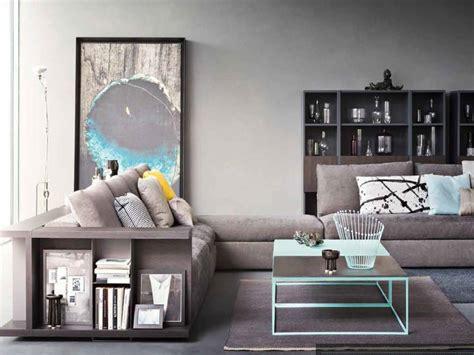 divano con libreria divano california