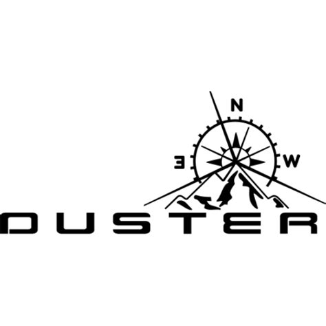deco car logo sticker et autocollant d 233 co duster