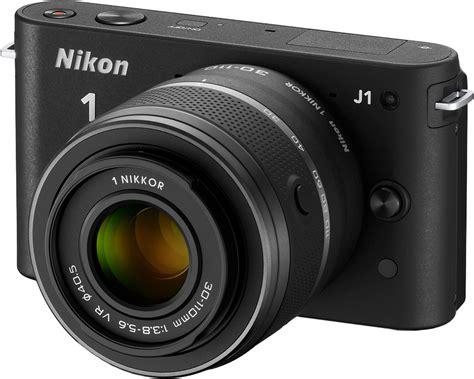nikon j1 nikon announce new 1 system cameras j1 and v1