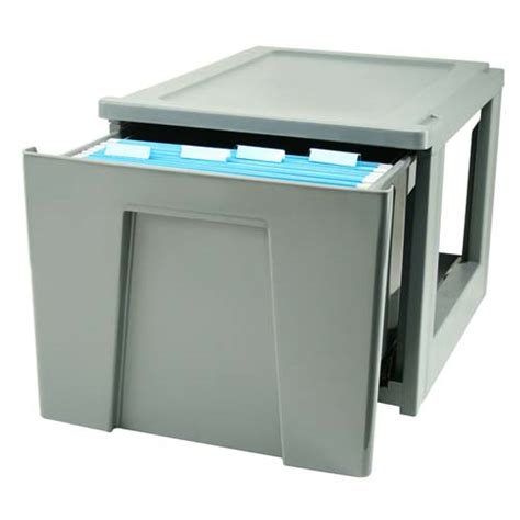 Plastic Stacking Drawers by Iris Plastic Stacking File Drawer In File Cabinets