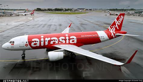 Airasia Qz266 | pk azf airbus a320 216 indonesia airasia daniel tang