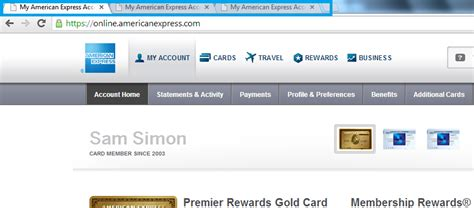 Add Address To American Express Gift Card - adding american express offers to authorized user accounts milenomics com