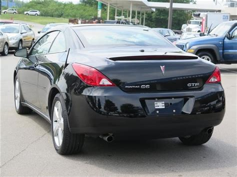 2006 pontiac g6 gtp for sale in asheville