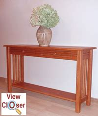 mission sofa table plans download mission style sofa table plans free plans free