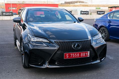 black lexus lexus gs f graphite black
