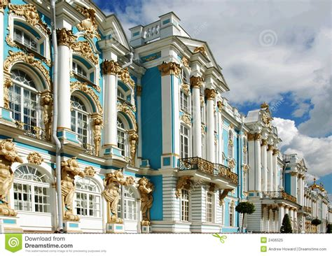 kates palace catherine s palace russia stock image image of russia