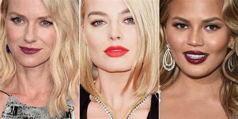 oscars 2015 makeup was all about bold lips huffpost oscars 2015 makeup was all about bold lips huffpost